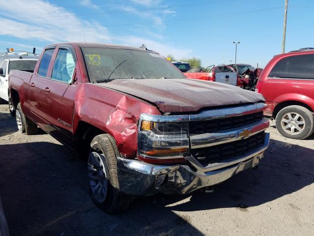 Chevrolet Vehiculos salvage en venta: 2017 Chevrolet Silverado