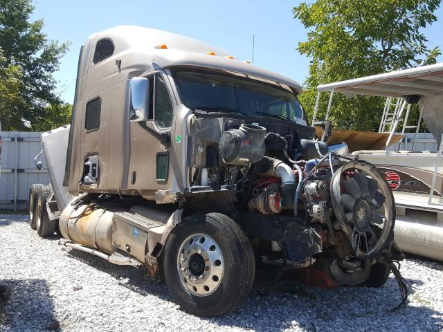 Salvage cars for sale from Copart Rogersville, MO: 2015 Peterbilt 587