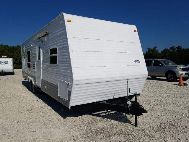 Jayco salvage cars for sale: 2006 Jayco JAY Flight