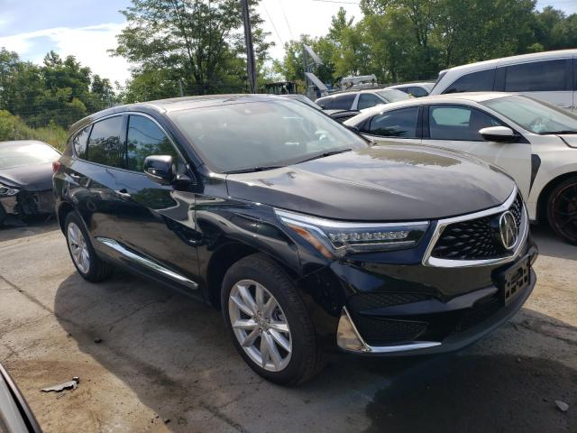 Acura RDX salvage cars for sale: 2019 Acura RDX