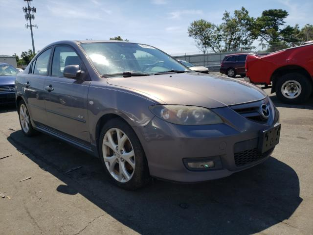Mazda salvage cars for sale: 2007 Mazda 3 S