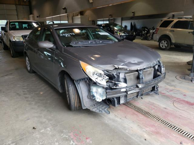 Salvage cars for sale from Copart Sandston, VA: 2012 Hyundai Sonata GLS