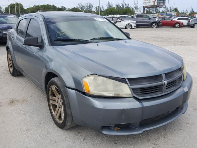 2009 Dodge Avenger SE for sale in West Palm Beach, FL