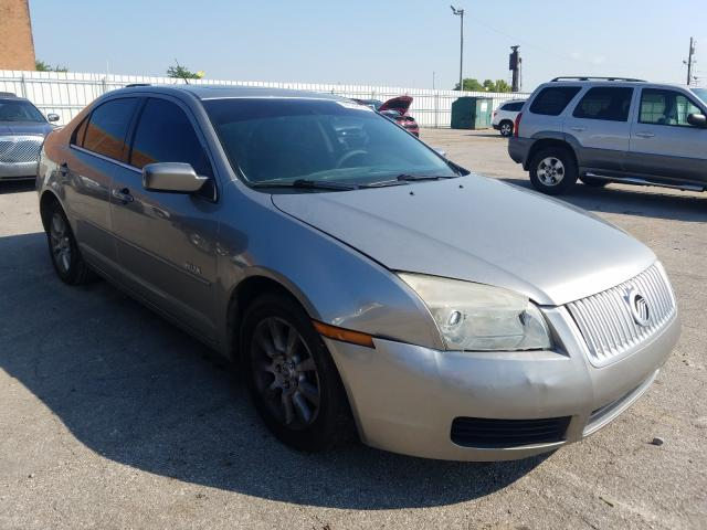 Mercury salvage cars for sale: 2008 Mercury Milan
