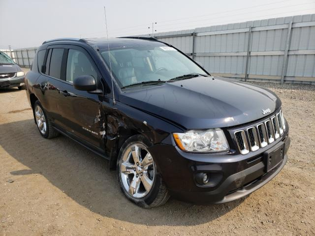 Jeep Compass LI salvage cars for sale: 2011 Jeep Compass LI