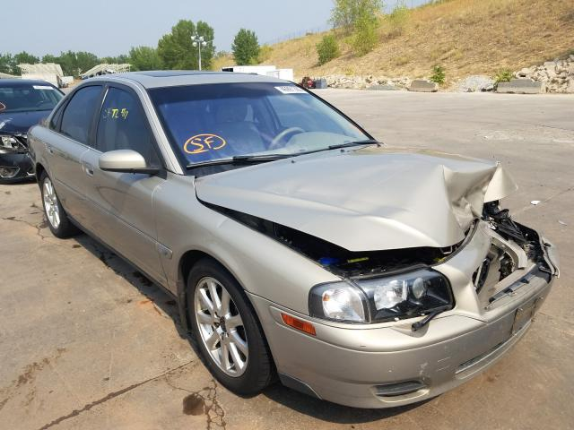 Salvage 2004 Volvo S80 2.5T for sale