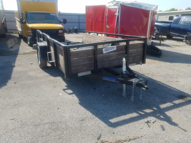 Trailers Trailer salvage cars for sale: 2017 Trailers Trailer
