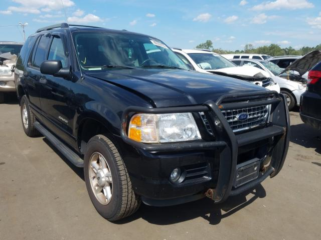 Salvage cars for sale from Copart New Britain, CT: 2005 Ford Explorer