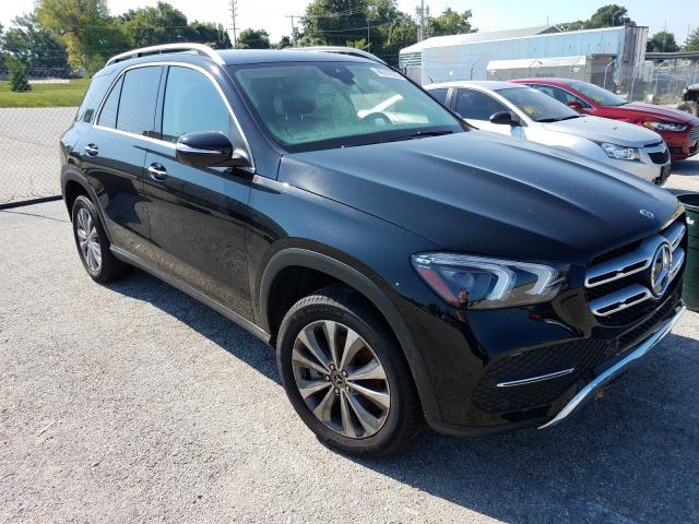 Mercedes-Benz GLE 350 4M salvage cars for sale: 2020 Mercedes-Benz GLE 350 4M