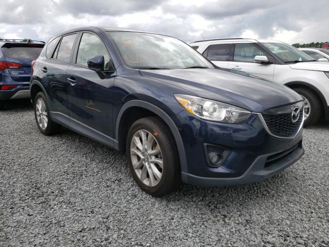 Mazda salvage cars for sale: 2015 Mazda CX-5 GT