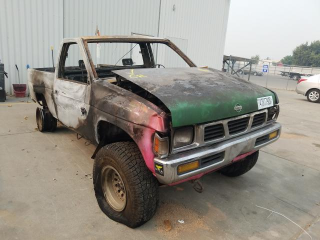 Salvage cars for sale from Copart Sacramento, CA: 1994 Nissan Truck XE