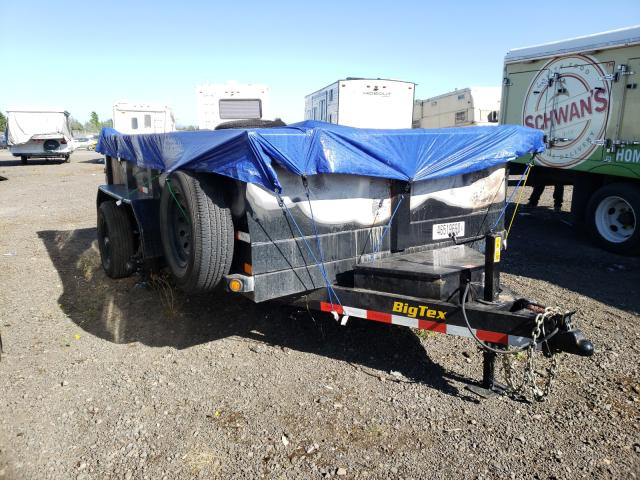 Trailers Vehiculos salvage en venta: 2019 Trailers Trailer