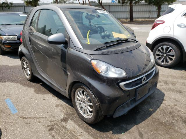 Smart salvage cars for sale: 2014 Smart Fortwo