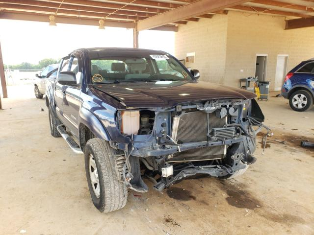 Salvage cars for sale from Copart Tanner, AL: 2008 Toyota Tacoma DOU