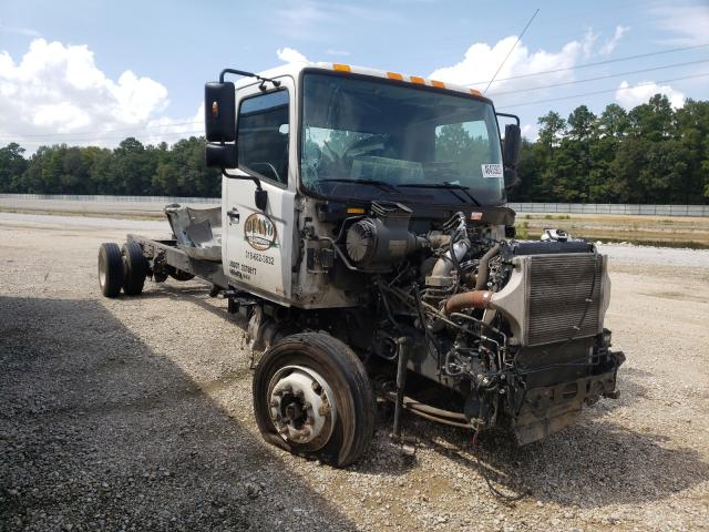 Salvage cars for sale from Copart Greenwell Springs, LA: 2018 Hino 258 268