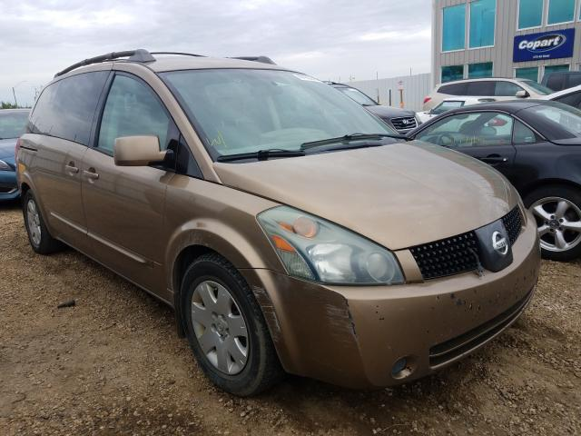 2004 Nissan Quest S for sale in Nisku, AB
