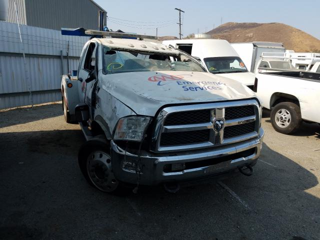 Salvage cars for sale from Copart Colton, CA: 2018 Dodge 5500