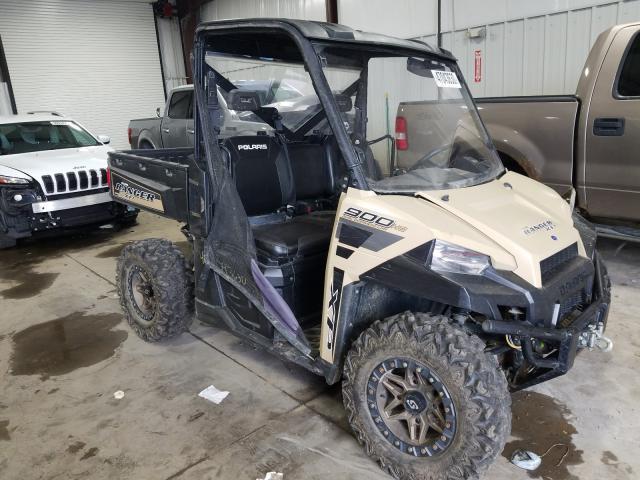 Polaris Ranger XP salvage cars for sale: 2019 Polaris Ranger XP