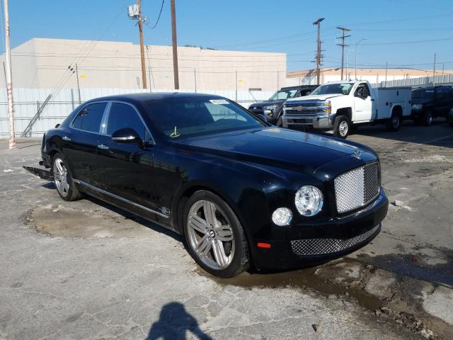 2012 Bentley Mulsanne for sale in Sun Valley, CA