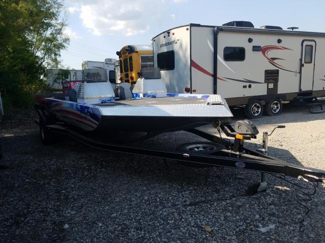 Salvage 2017 Mira 2068 RIVER for sale