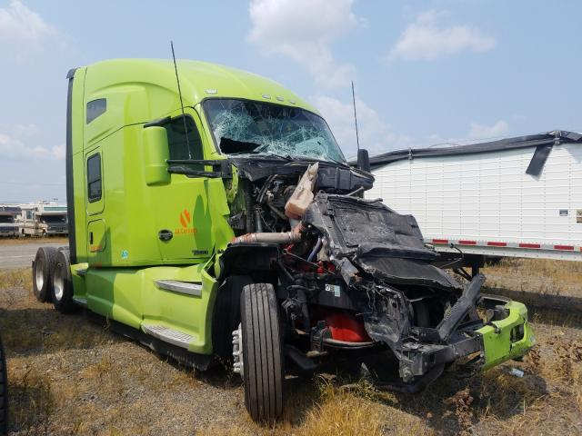 Kenworth salvage cars for sale: 2019 Kenworth Construction