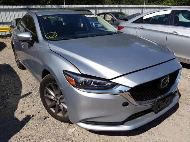 Mazda salvage cars for sale: 2019 Mazda 6 Sport