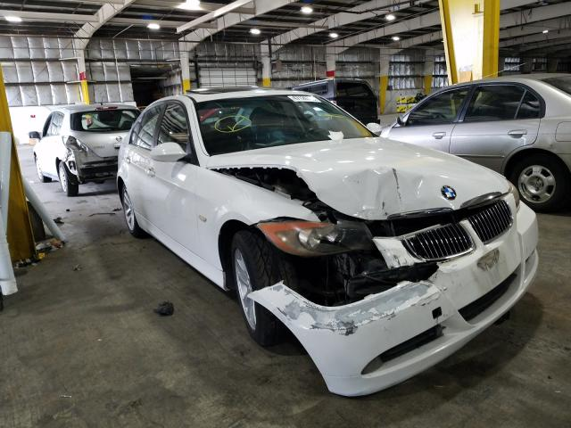 BMW salvage cars for sale: 2006 BMW 325 I