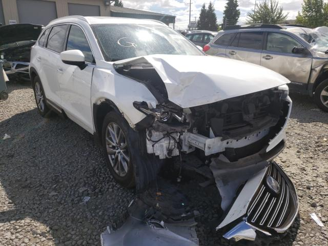 Mazda Vehiculos salvage en venta: 2016 Mazda CX-9 Grand Touring