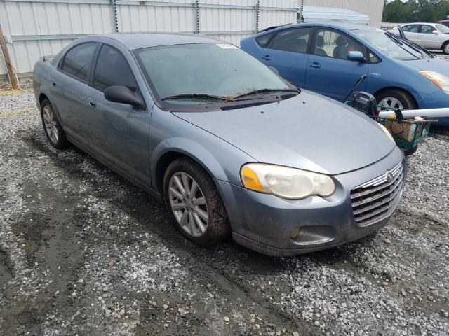 Salvage cars for sale from Copart Spartanburg, SC: 2006 Chrysler Sebring SP