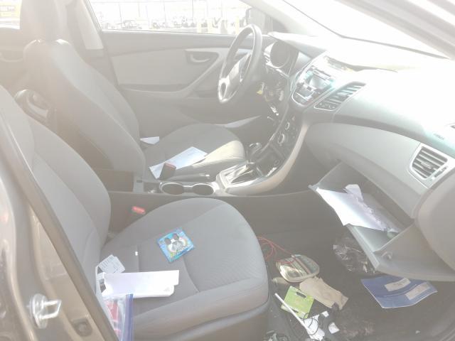 пригнать из сша 2014 Hyundai Elantra Se 1.8L 5NPDH4AE0EH465514