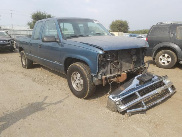 Chevrolet GMT-400 C1 salvage cars for sale: 1991 Chevrolet GMT-400 C1