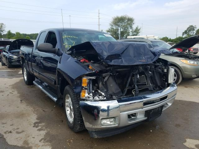 Salvage cars for sale from Copart Des Moines, IA: 2012 Chevrolet Silverado