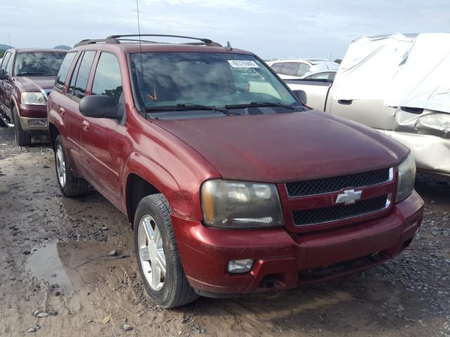 2008 Chevrolet Trailblazer for sale in Madisonville, TN