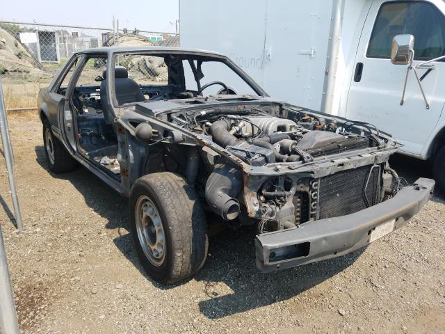 Global Auto Auctions: 1986 FORD MUSTANG LX