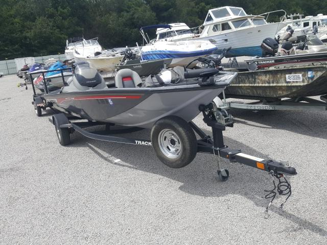 Salvage cars for sale from Copart Harleyville, SC: 2017 Tracker Boat