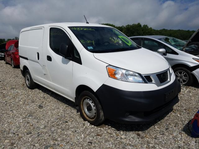 Nissan salvage cars for sale: 2017 Nissan NV200 2.5S