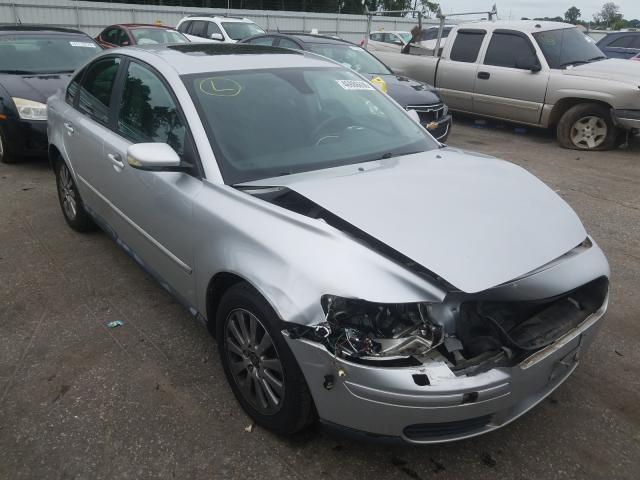 Salvage cars for sale from Copart Dunn, NC: 2005 Volvo S40 2.4I