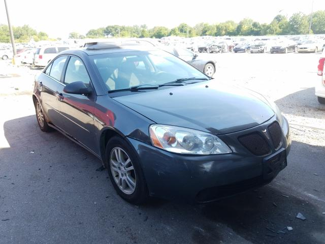 Pontiac G6 salvage cars for sale: 2005 Pontiac G6