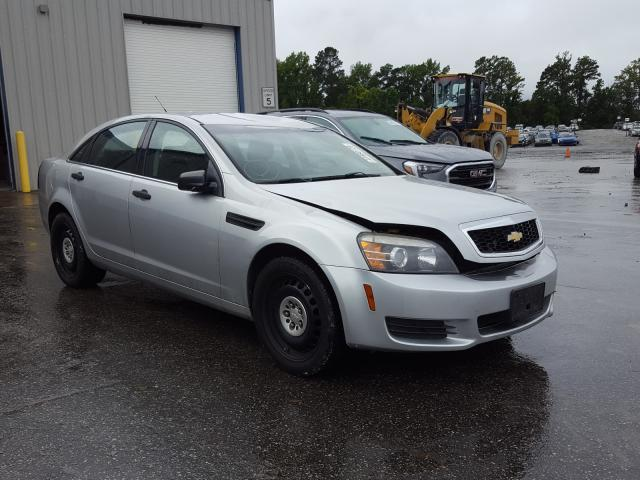 Salvage 2013 Chevrolet CAPRICE PO for sale