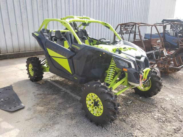 Salvage cars for sale from Copart Greenwell Springs, LA: 2020 Can-Am Maverick X