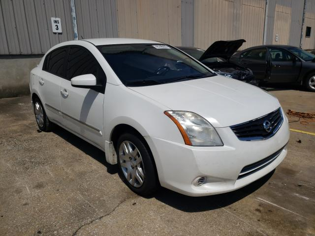 Salvage cars for sale from Copart Lawrenceburg, KY: 2012 Nissan Sentra 2.0
