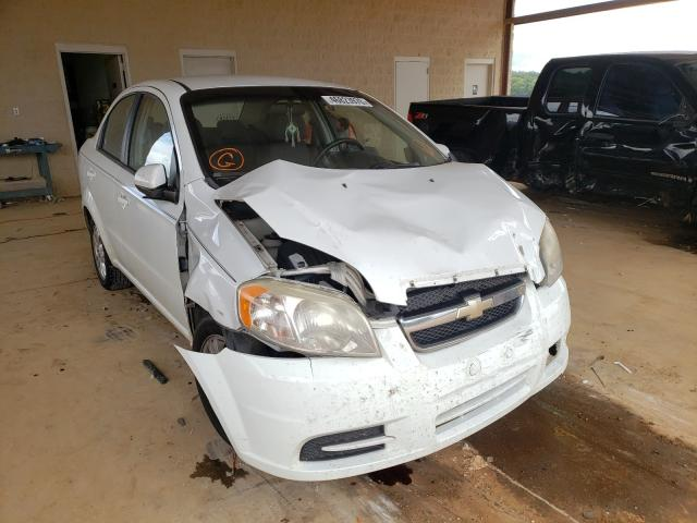 Salvage cars for sale from Copart Tanner, AL: 2011 Chevrolet Aveo LS