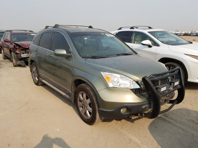 Honda CR-V EXL salvage cars for sale: 2007 Honda CR-V EXL