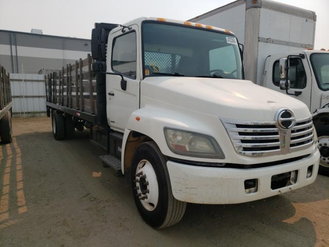 Hino salvage cars for sale: 2007 Hino 258 268