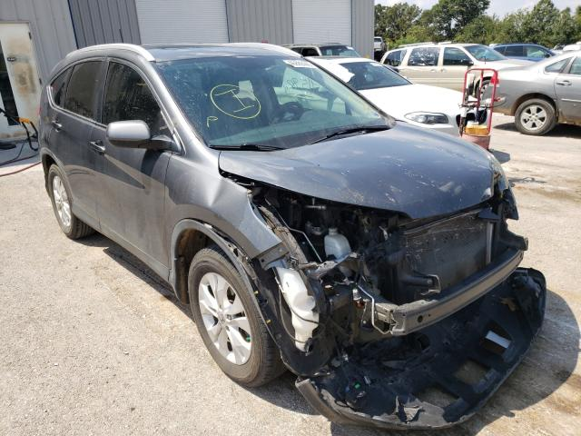 Salvage cars for sale from Copart Rogersville, MO: 2013 Honda CR-V EXL