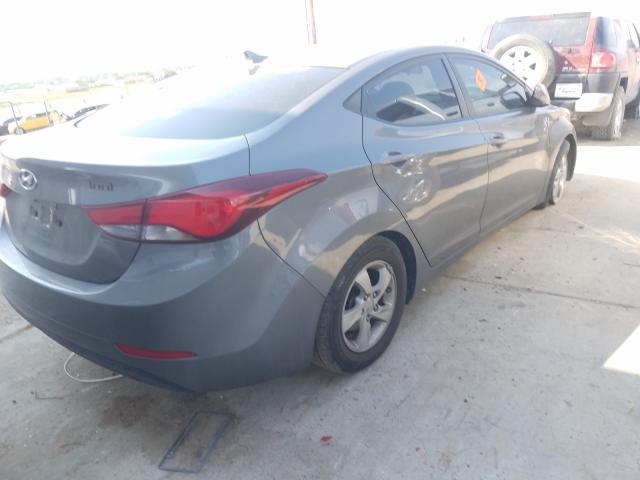 цена в сша 2014 Hyundai Elantra Se 1.8L 5NPDH4AE0EH465514