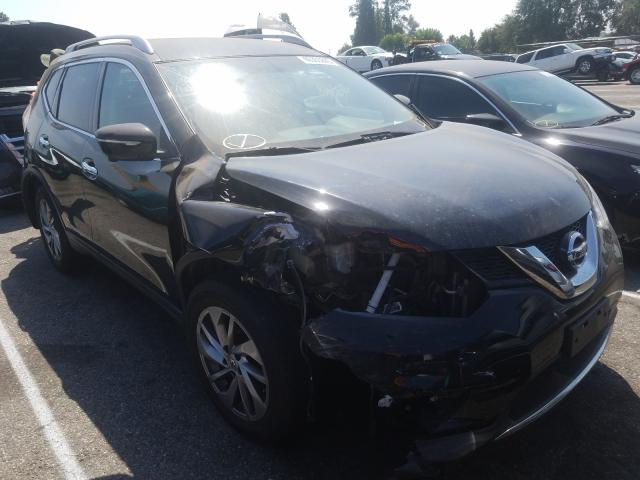 Nissan salvage cars for sale: 2015 Nissan Rogue S