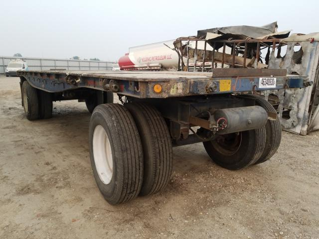 Utility Trailer salvage cars for sale: 1994 Utility Trailer