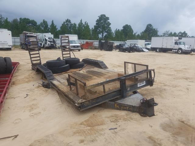 Kaufman salvage cars for sale: 2014 Kaufman Cartrailer
