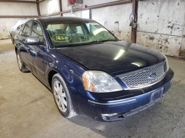 Vehiculos salvage en venta de Copart Eldridge, IA: 2005 Ford Five Hundr
